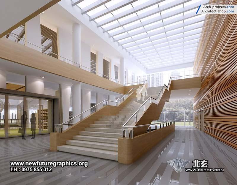 صحنه آماده 3dsmax - دکوراسیون کلاسیک و مدرن - Bxtop Interior 5