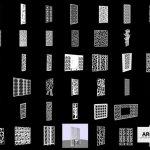 دانلود مدل سه بعدی تری دی پنل و پارتیشن