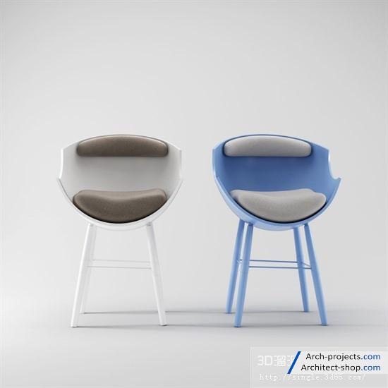 مجموعه آبجکت صندلی