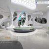 مدل سه بعدی فروشگاه