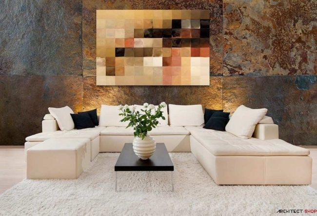 هنر مدرن در دکوراسیون