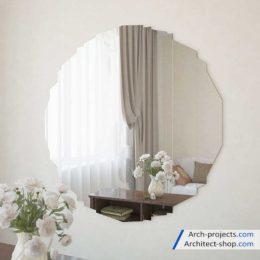 دانلود رایگان آبجکت آینه مدرن