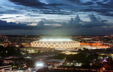طراحی ورزشگاه Arena da Amazonia – گروه معماران gmp