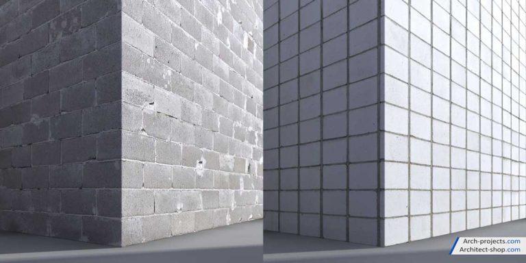 دانلود تکسچر بتن - demoscene concrete 768x384