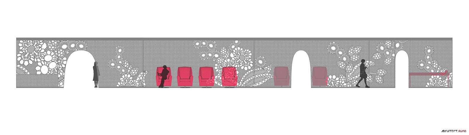 طراحی دکوراسیون سالن کاشت ناخن