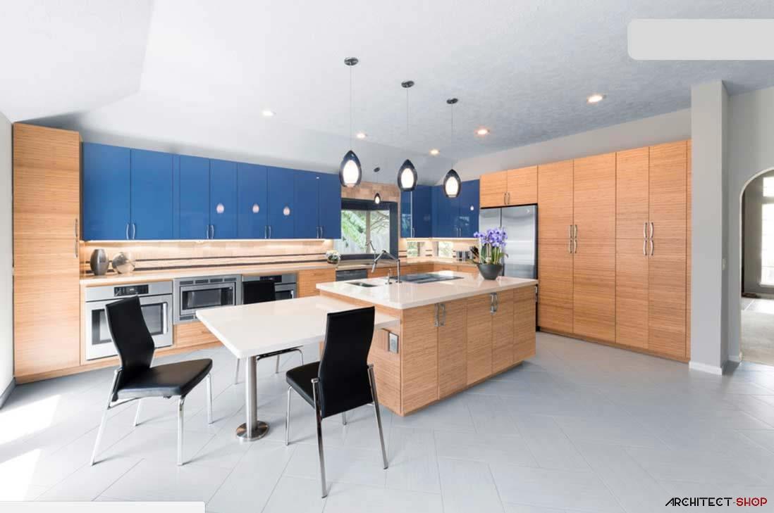 طراحی آشپزخانه دلگشا