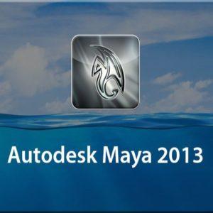 Maya 2013