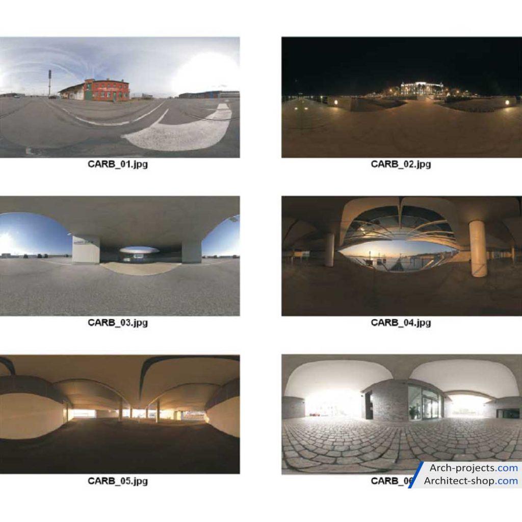 دانلود HDRI بک گراند ماشین - Car Backgrounds 1 1024x1024