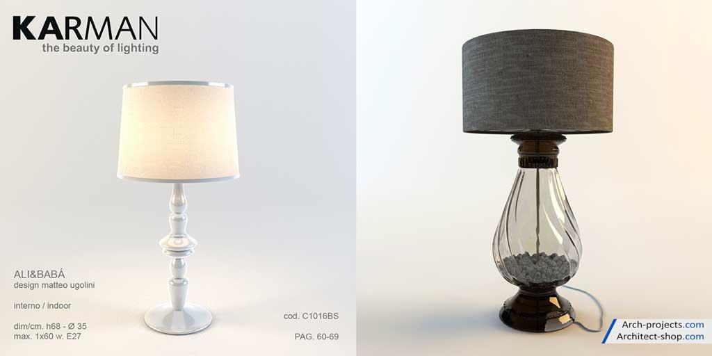 آبجکت لامپ