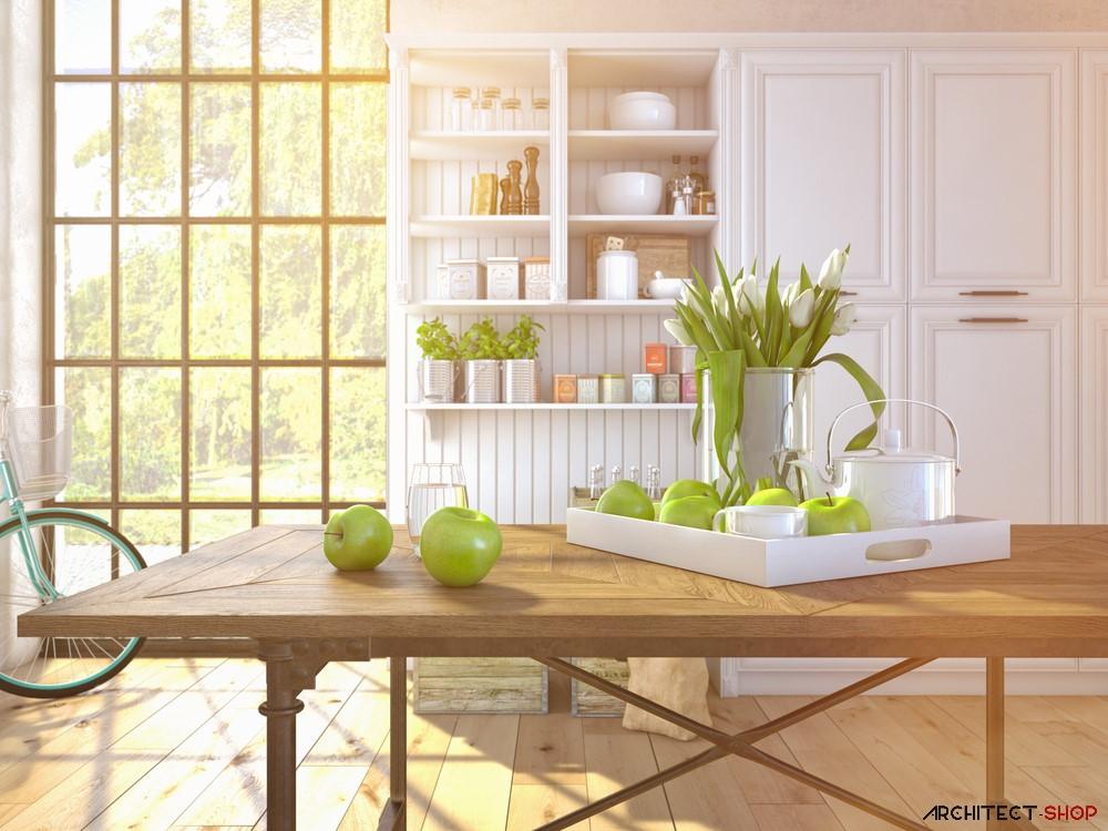 آشپزخانه سازگار با محیط زیست