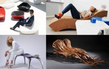 4 مدل صندلی زیبا و راحت