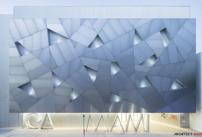 طراحی موزه ICA میامی از Aranguren and Gallegos Arquitectos