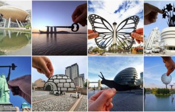تصاویر جذاب Rich Mccor از پروژه های معروف معماری