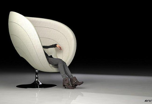 صندلی آکوستیکی ROZA
