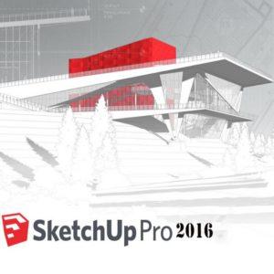 SketchUp 2016