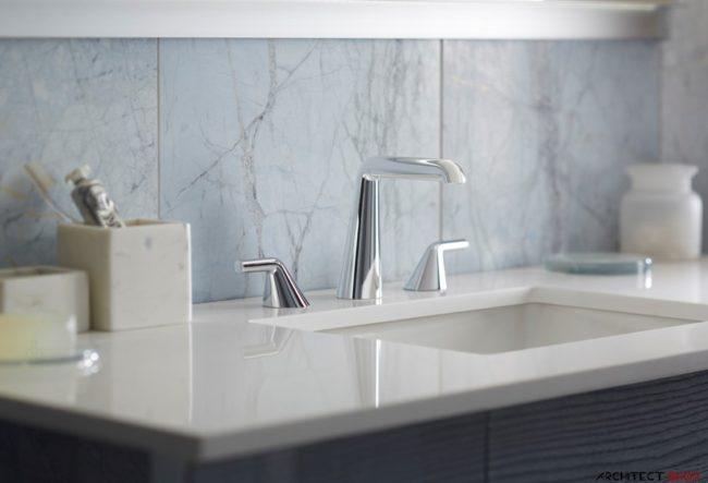 طراحی خلاقانه شیر آب ساده و لوکس توسط Bjarke Ingels