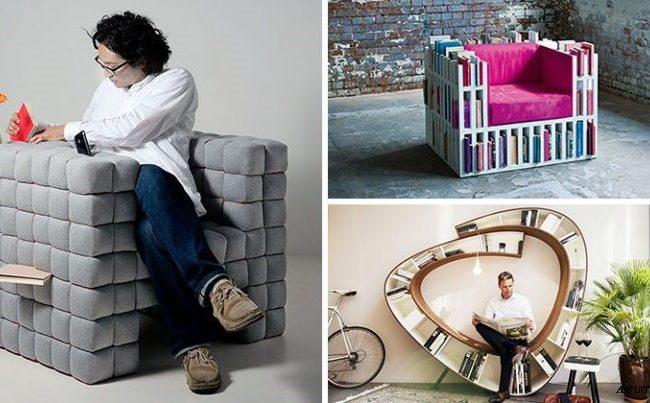 7 مدل صندلی برای مطالعه