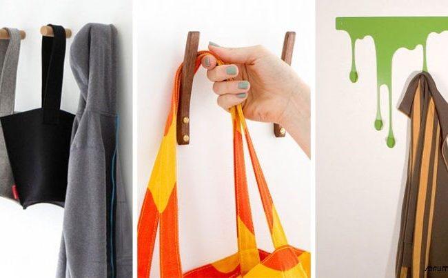 10 طرح خلاقانه برای قلاب لباس