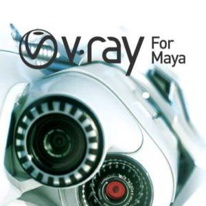 VRay برای Maya
