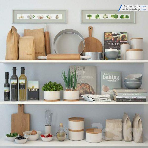 پک آبجکت کابینت و لوازم آشپزخانه - 802236.586eba1dca994 600x600