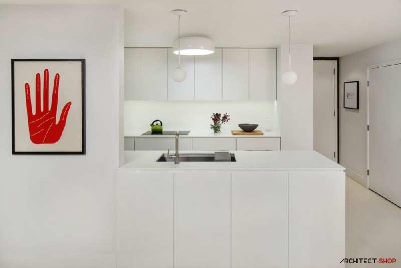 طراحی آپارتمان Troy در بوستون
