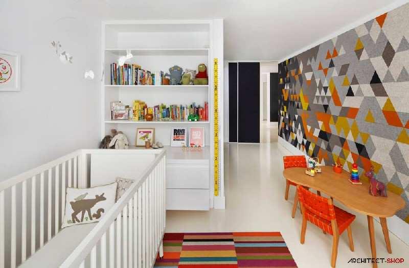 طراحی آپارتمان Troy توسط Over,Under