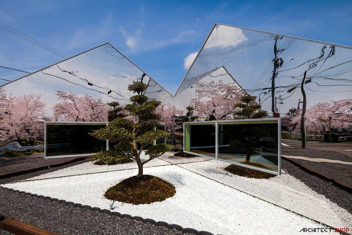 پروژه های برتر معماری آسیا