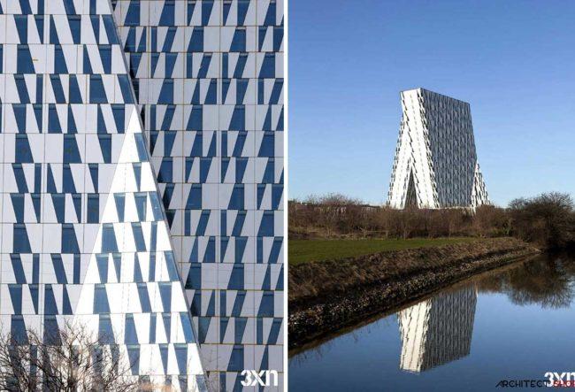 طراحی هتل Bella Sky در دانمارک
