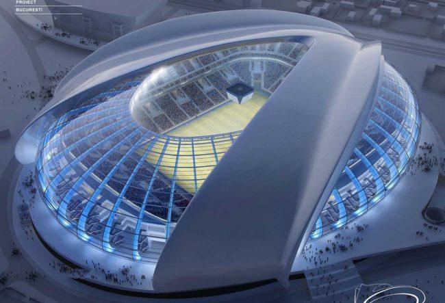 طراحی استادیوم فوتبال Craiova