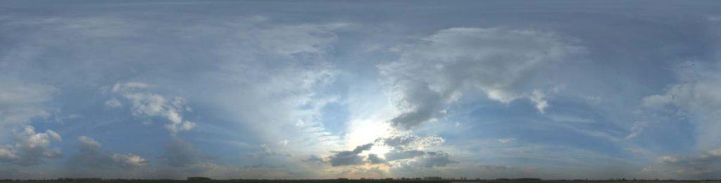 بک گراند آسمان