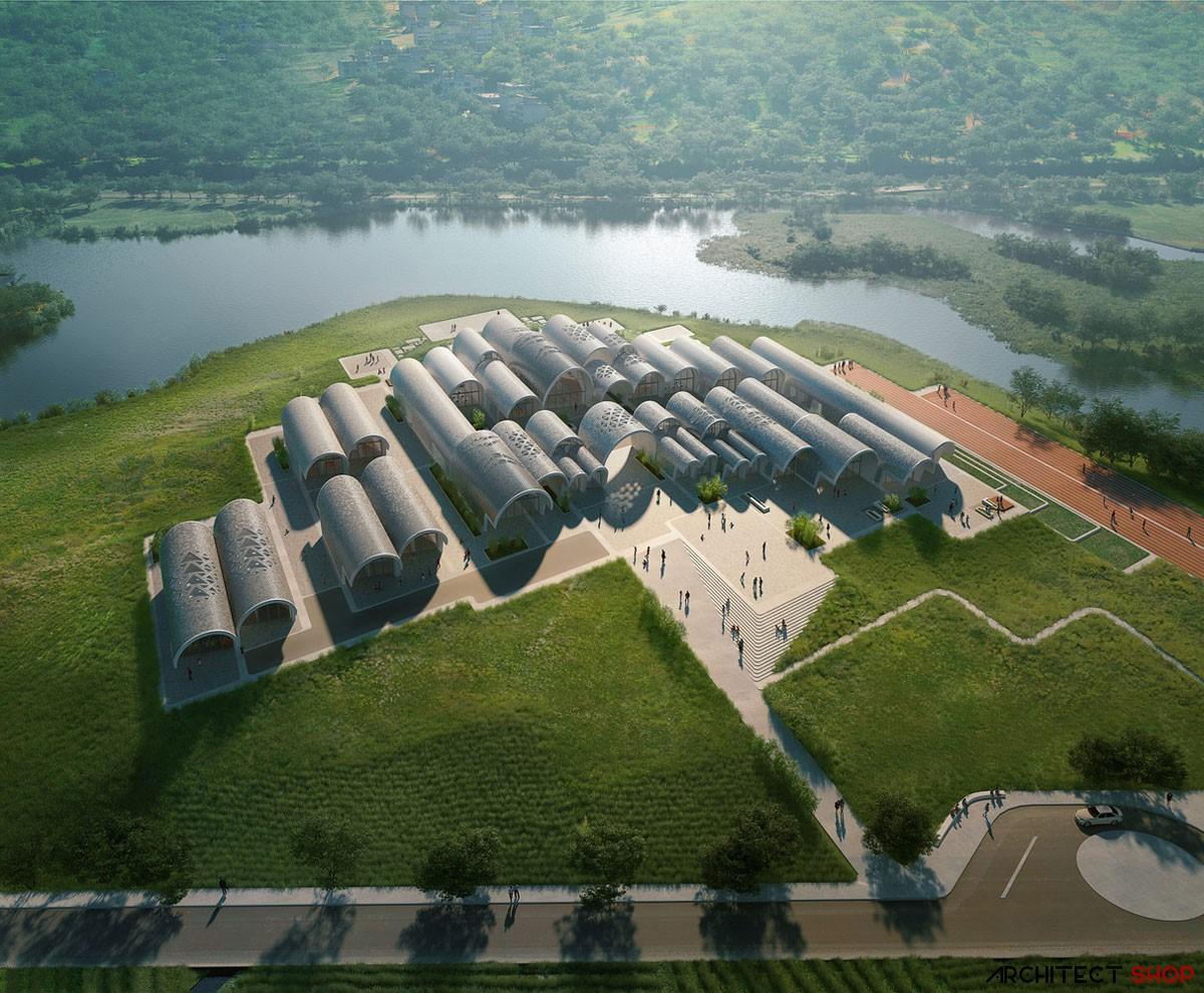 مدرسه ابتدایی Lushan