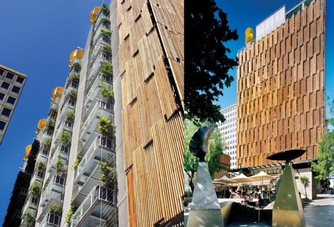 طراحی ساختمان ادارای Council House توسط شرکت معماری DesignInc