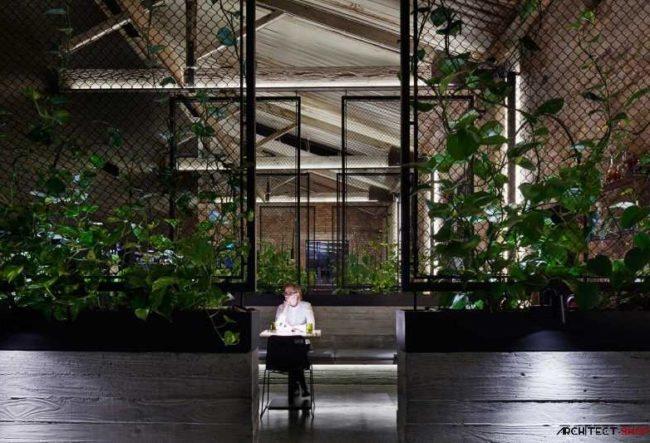 تبدیل یک کارخانه قدیمی مبدل برق به رستوران در استرالیا