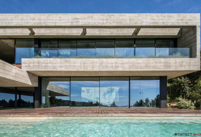 طراحی ویلا Boscana توسط گروه معماری OLARQ Osvaldo Luppi