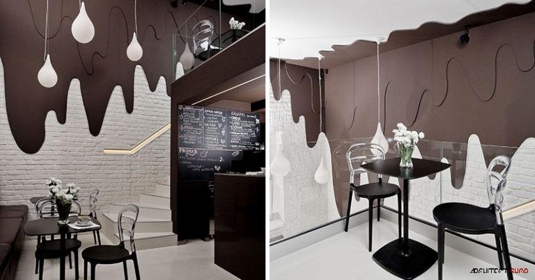 کافه و فروشگاه شکلات