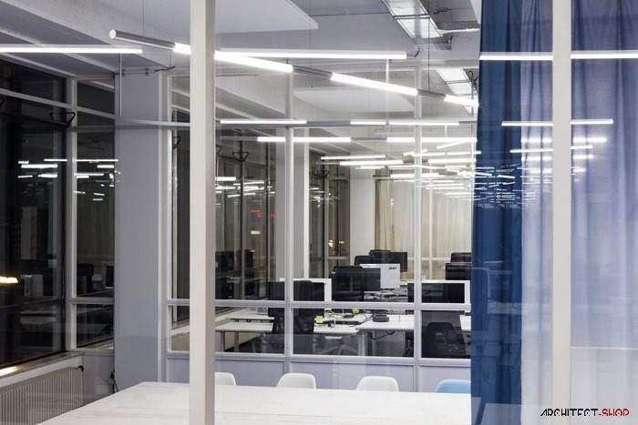 طراحی دفتر کار در هلند