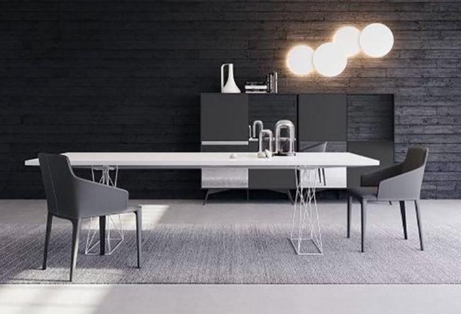 40 ست مدرن ناهارخوری : ترکیبات میز و صندلی که همراه با هم عالی به نظر می رسند