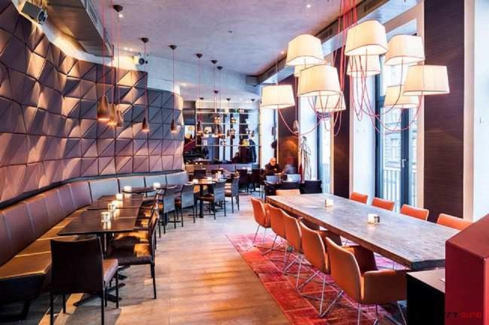 معماری رستوران