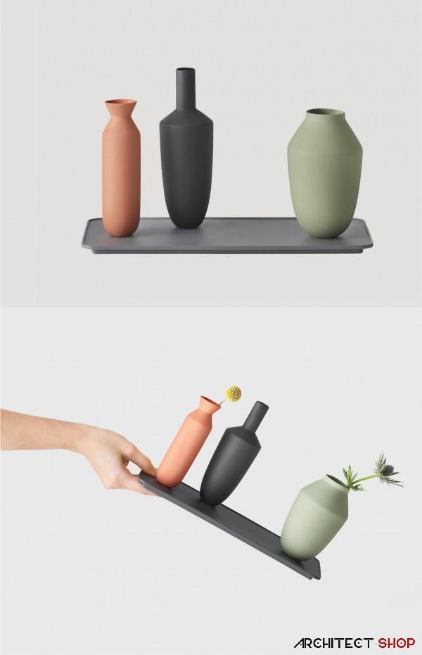 50 گلدان دکوری منحصر بفرد برای زیبایی خانه ی شما - unique decorative vases 21