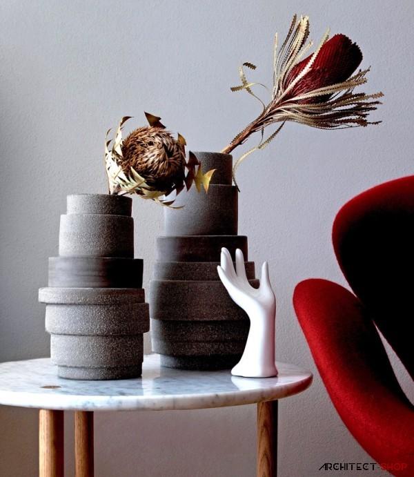 50 گلدان دکوری منحصر بفرد برای زیبایی خانه ی شما - unique decorative vases 44
