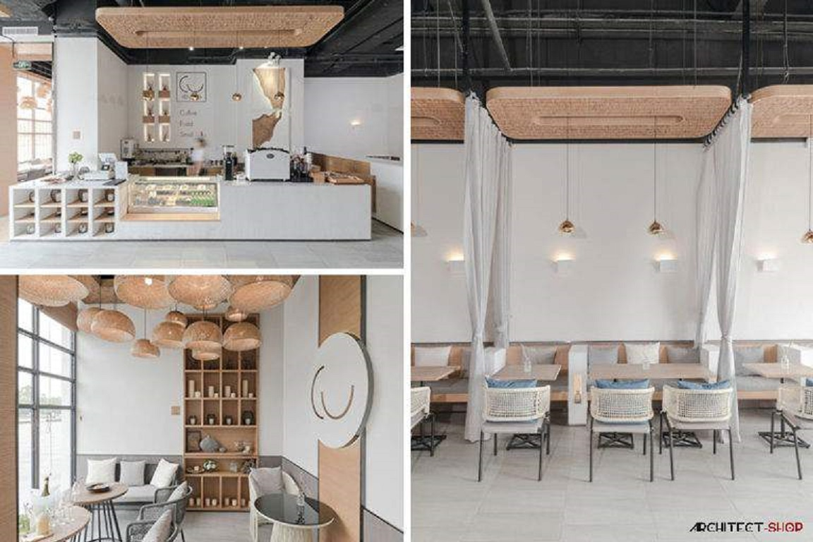 طراحی کافی شاپ در چین - 101 cafe 13