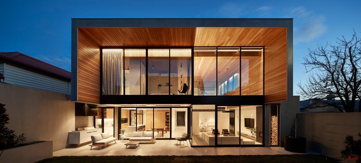 خانه معمارانه