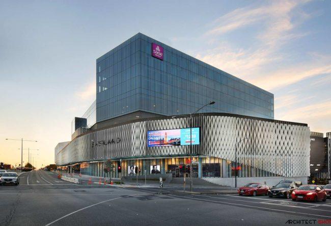 طراحی مرکز خرید Eastland در استرالیا