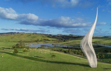 طراحی المان پارک در نیوزیلند