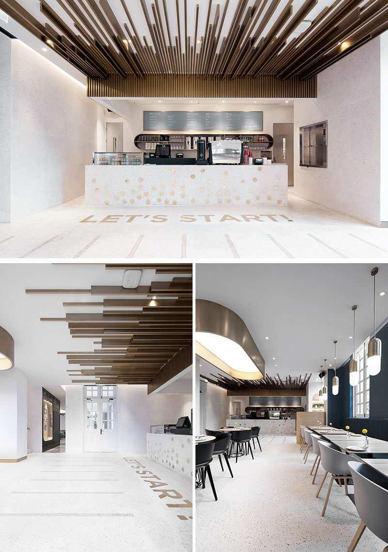 باز سازی و طراحی رستوران