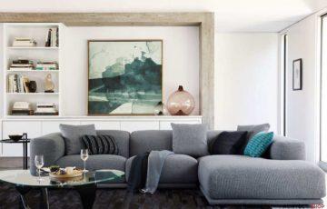 طراحی 30 نمونه مبل مدرن که فضای خانه شما را زیبا تر می کنند