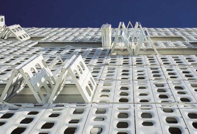 طراحی هتل Emiliano در برزیل