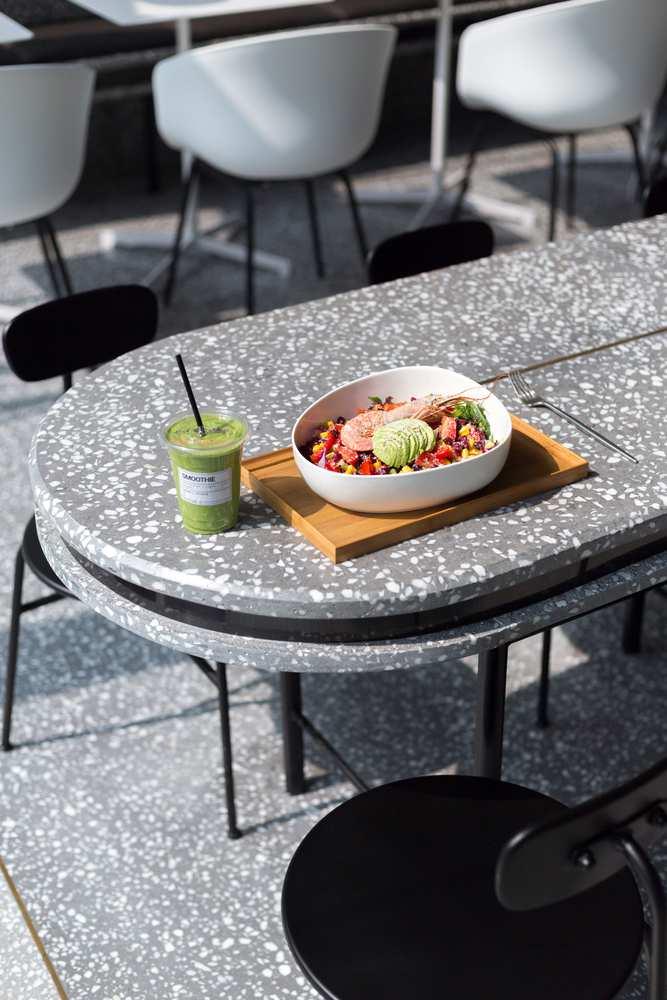 طراحی کافه رستوران در چین - JOY BOX Restaurant 11