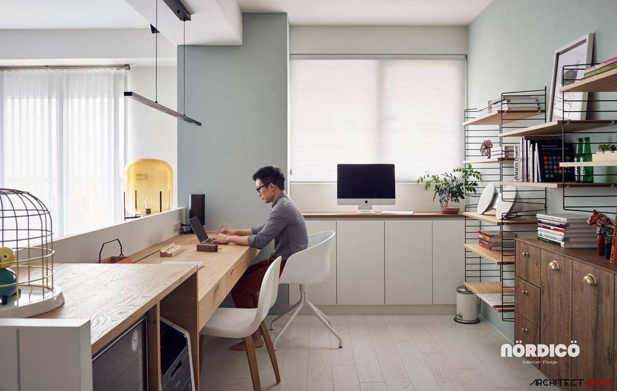 دفتر کار خانگی