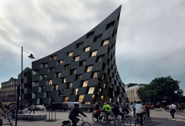 طراحی هتل پارامتریک توسط شرکت معماری AQSO